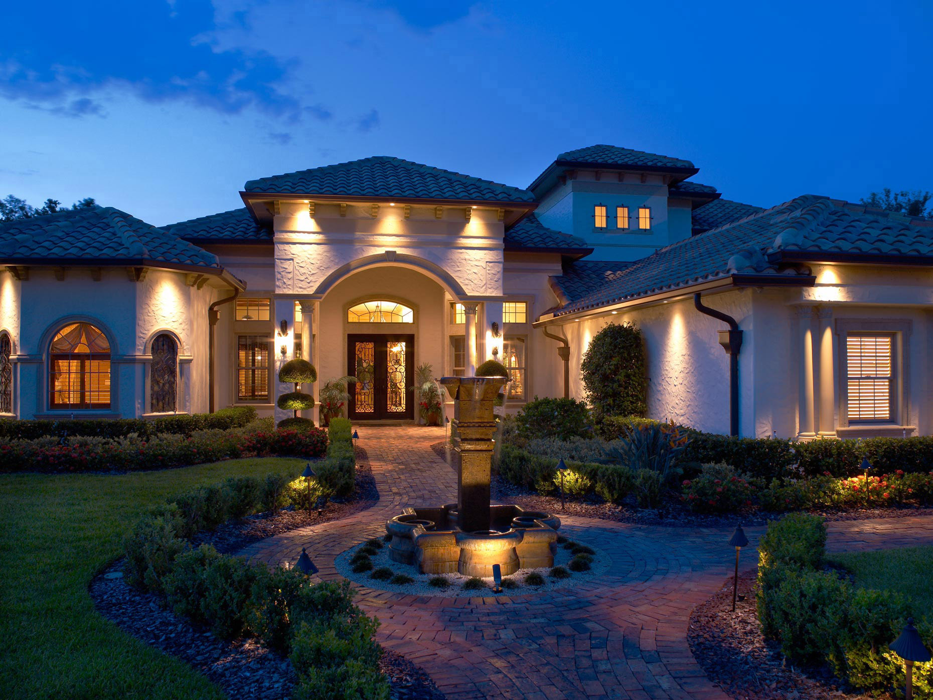 Luxury Home Exterior | Architecture Photography