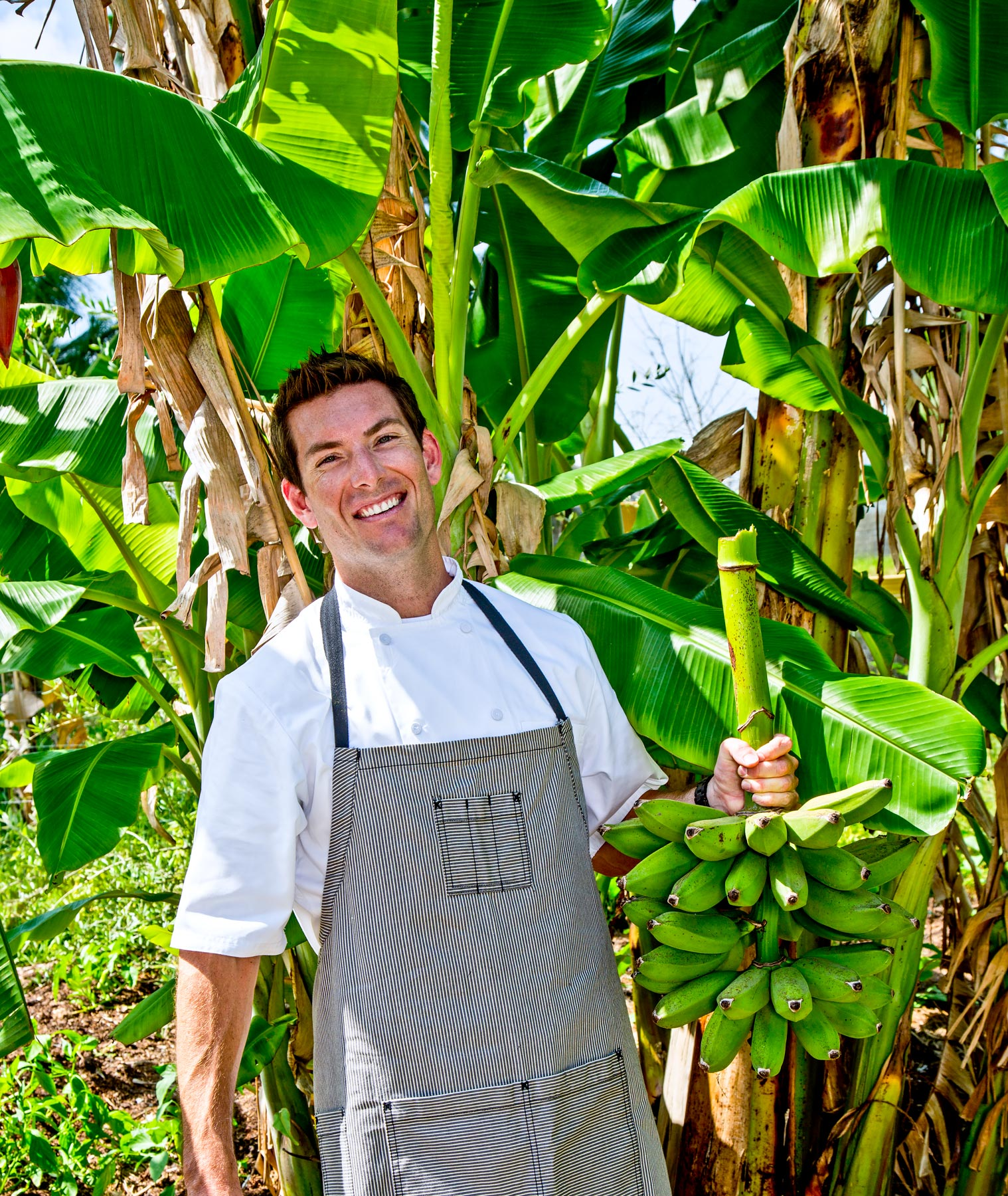 Hotel & Resort Photographer | Chef Mark Jeffers Highball & Harvest Restaurant