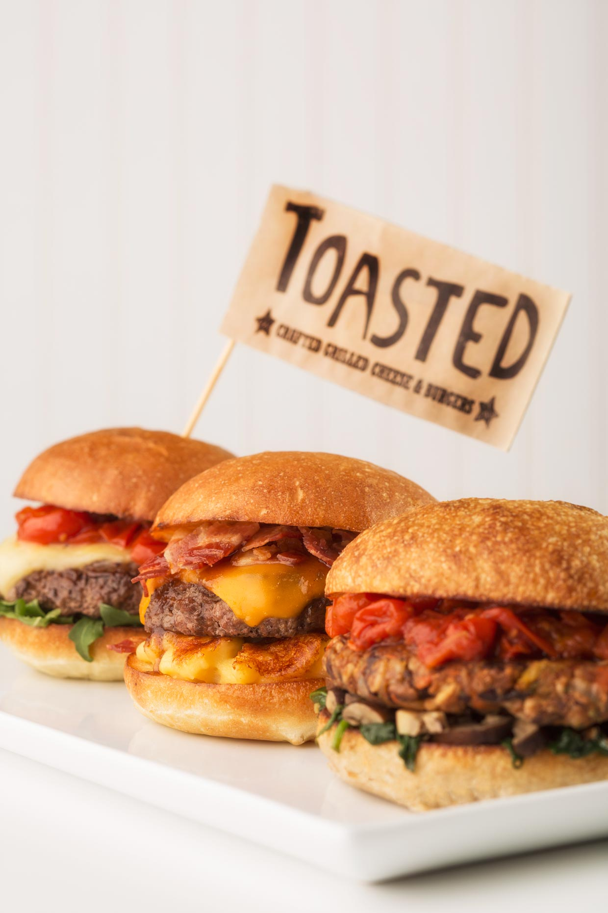 Food Photographer | Burgers Toasted Restaurant