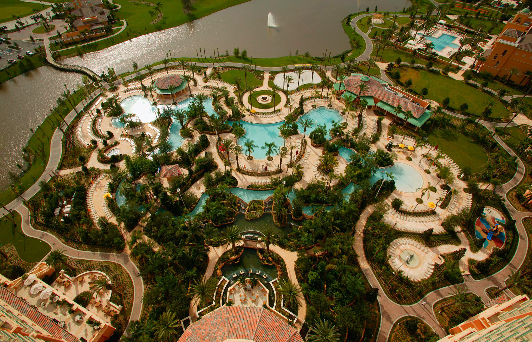 Hotel & Resort Photography | Ritz Carlton Grande Lakes Hotel