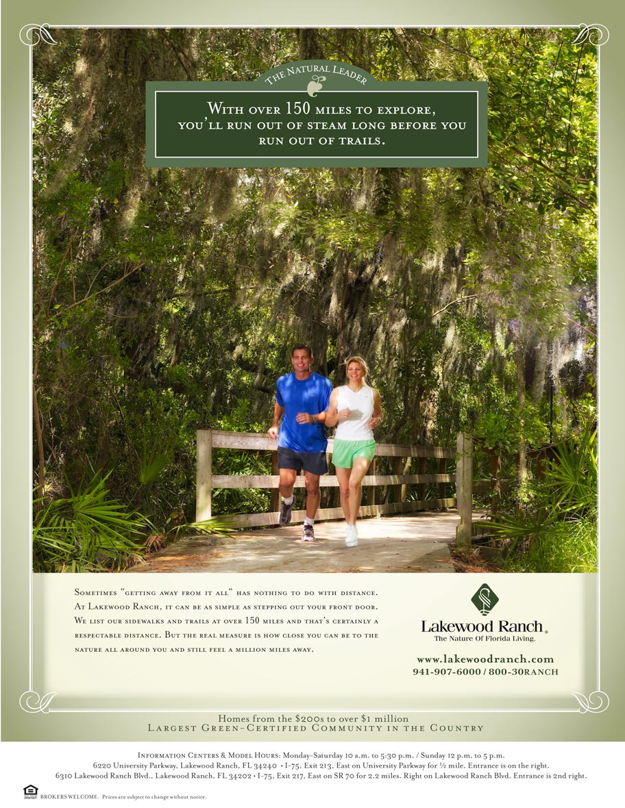 Lifestyle Photgraphy | Lakewood Ranch Home Developer Advertising