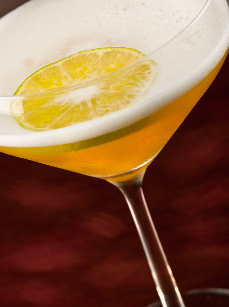 Beverage Photography | Lemon Martini