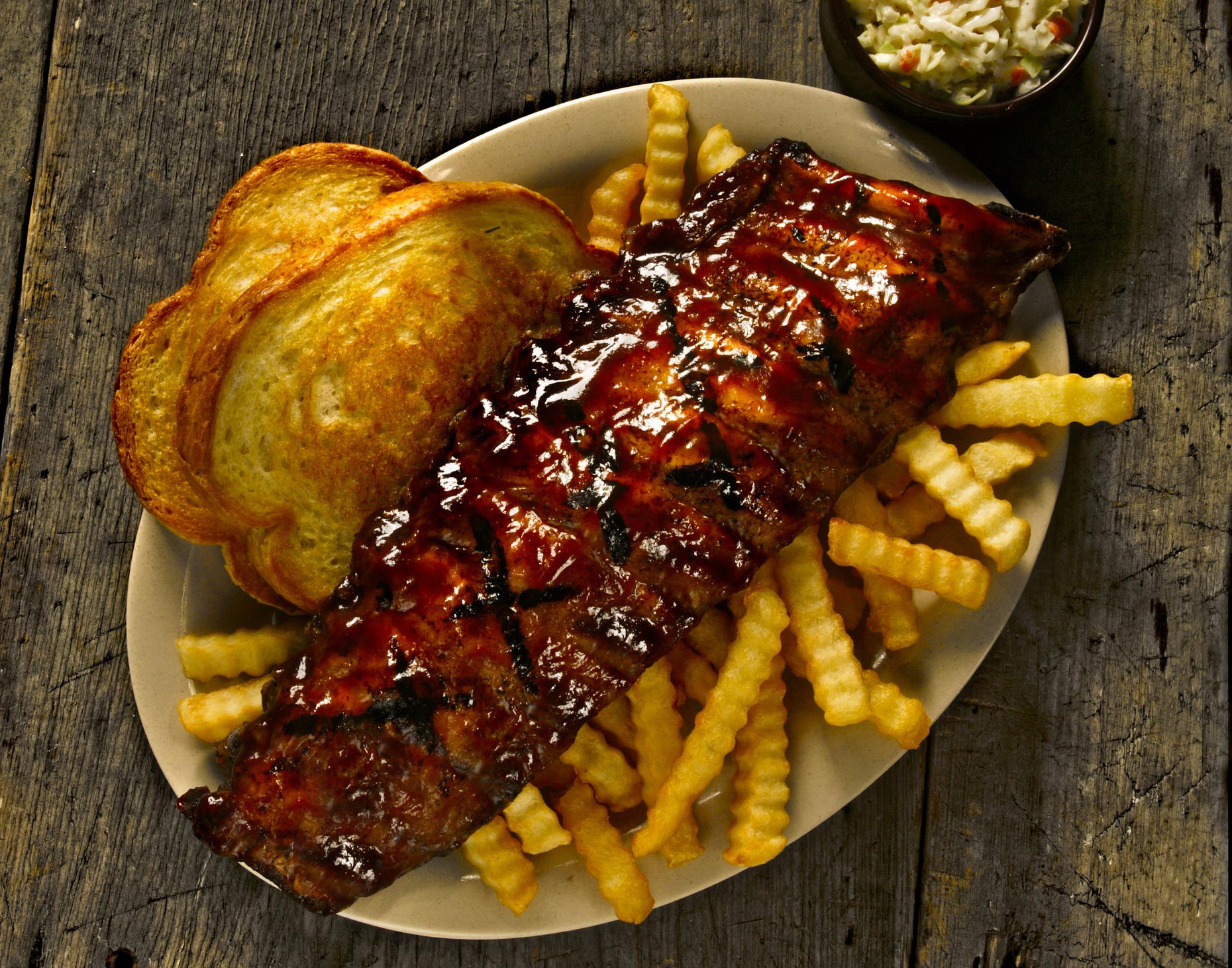 Food Photographer | Baby Back Ribs