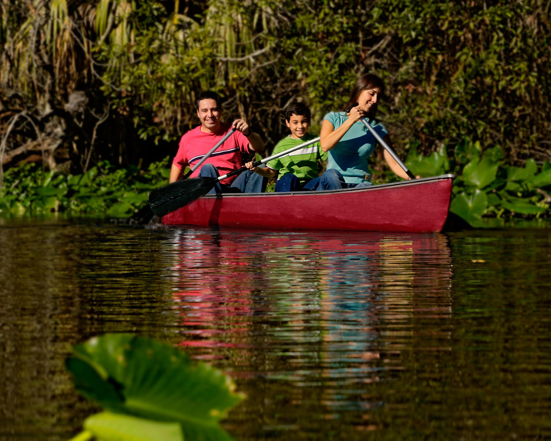 Lifestyle Photography | Photography of a Family on Canoe Trip