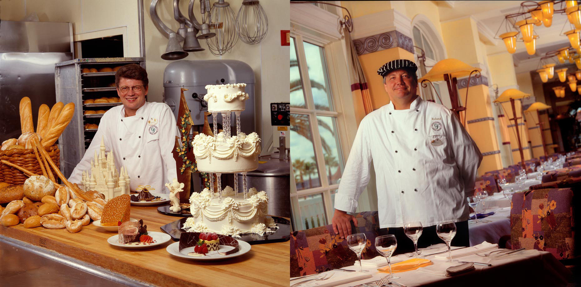 Lifestyle Photogrpahy | Portrait of Disney Chefs