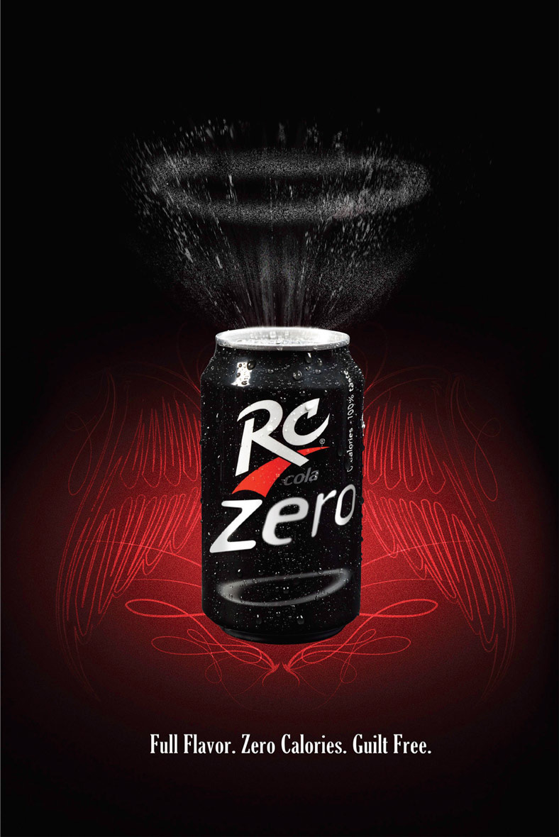 Beverage Photography | R C Cola Beverage Advertising