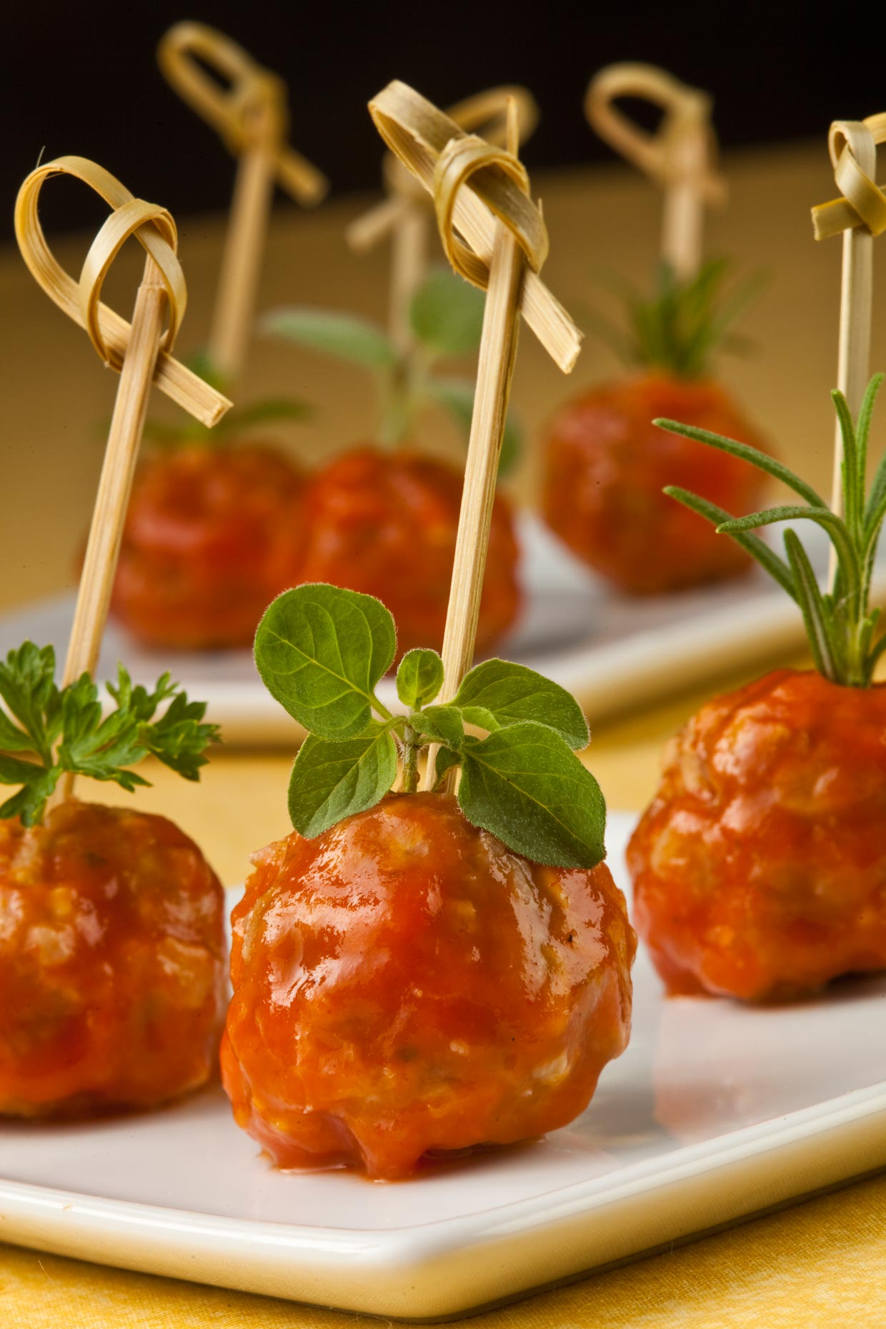 Orlando Professional Food Photography | Meatballs