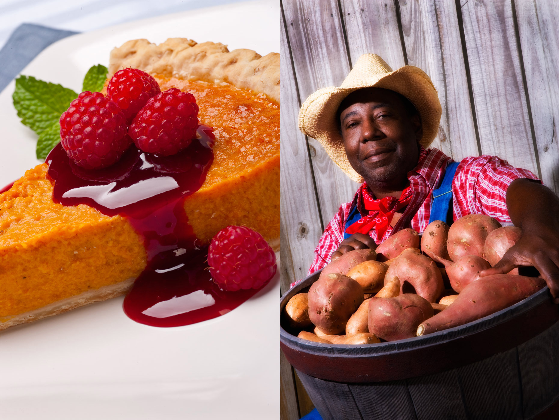 Lifestyle Photographer | Food Photographer|Sweet Potato Pie & Sweet Potato Farmer