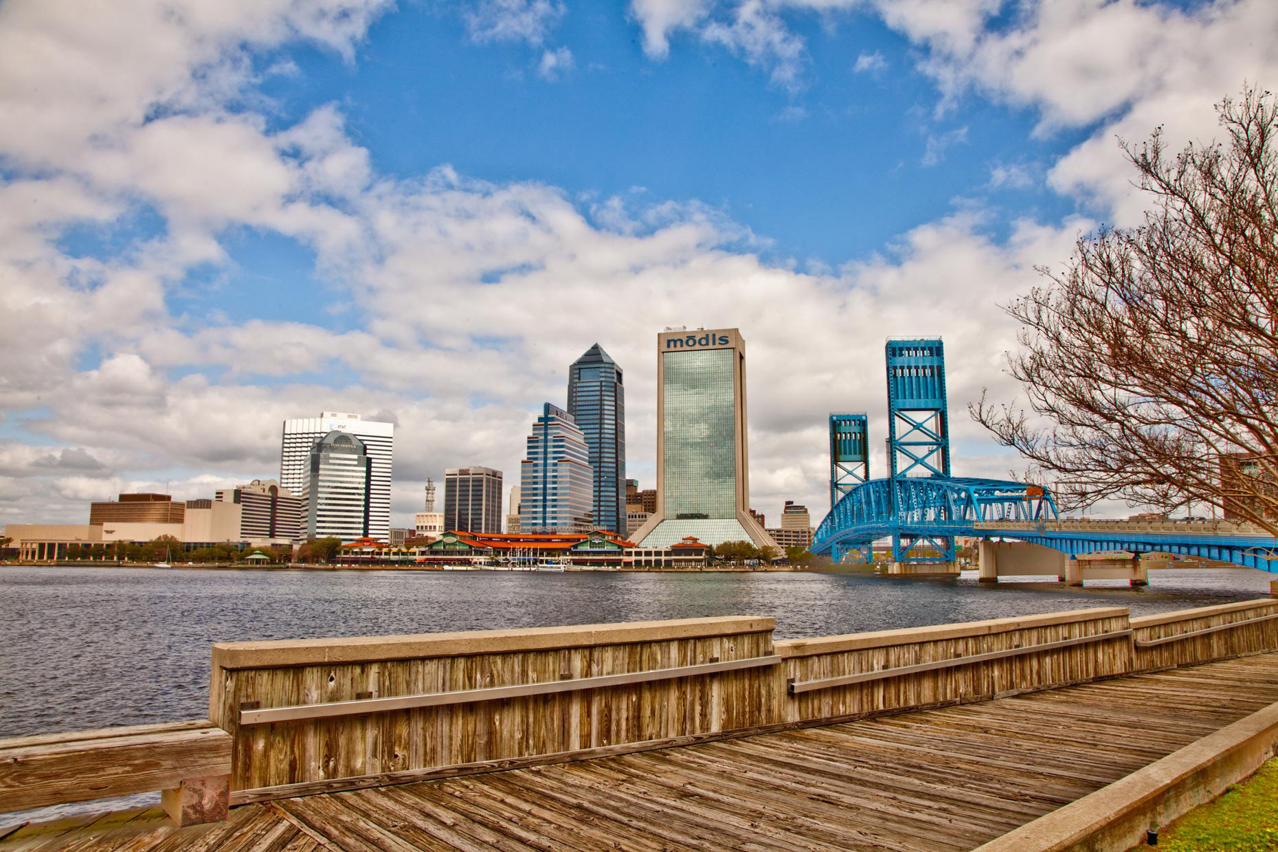 Architecture Photography | Jacksonville Florida Riverfront