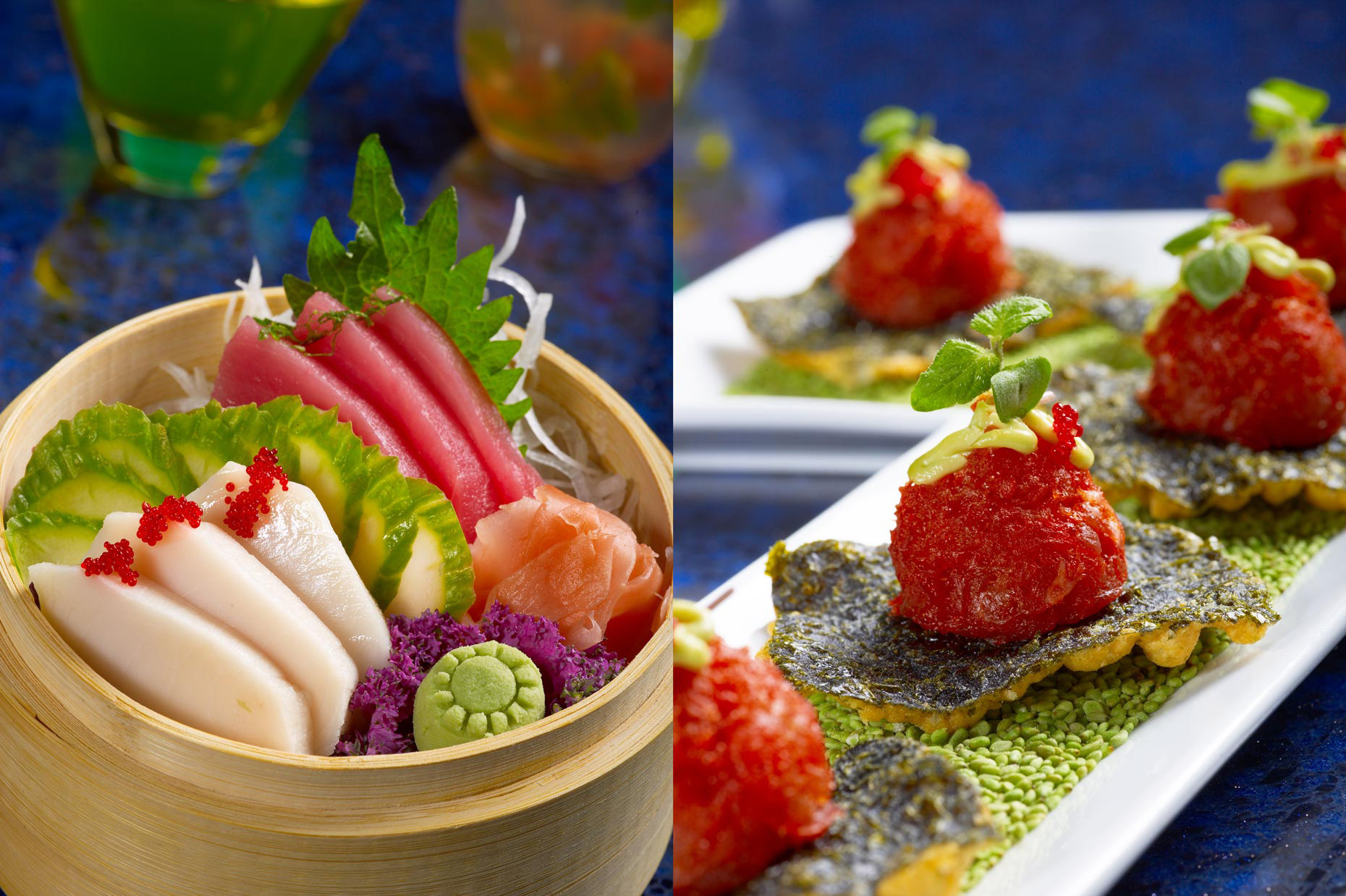 Restaurant Photography | Sushi