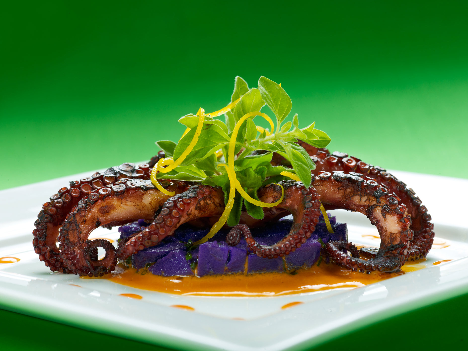 Food Photography | Octopus Recipe