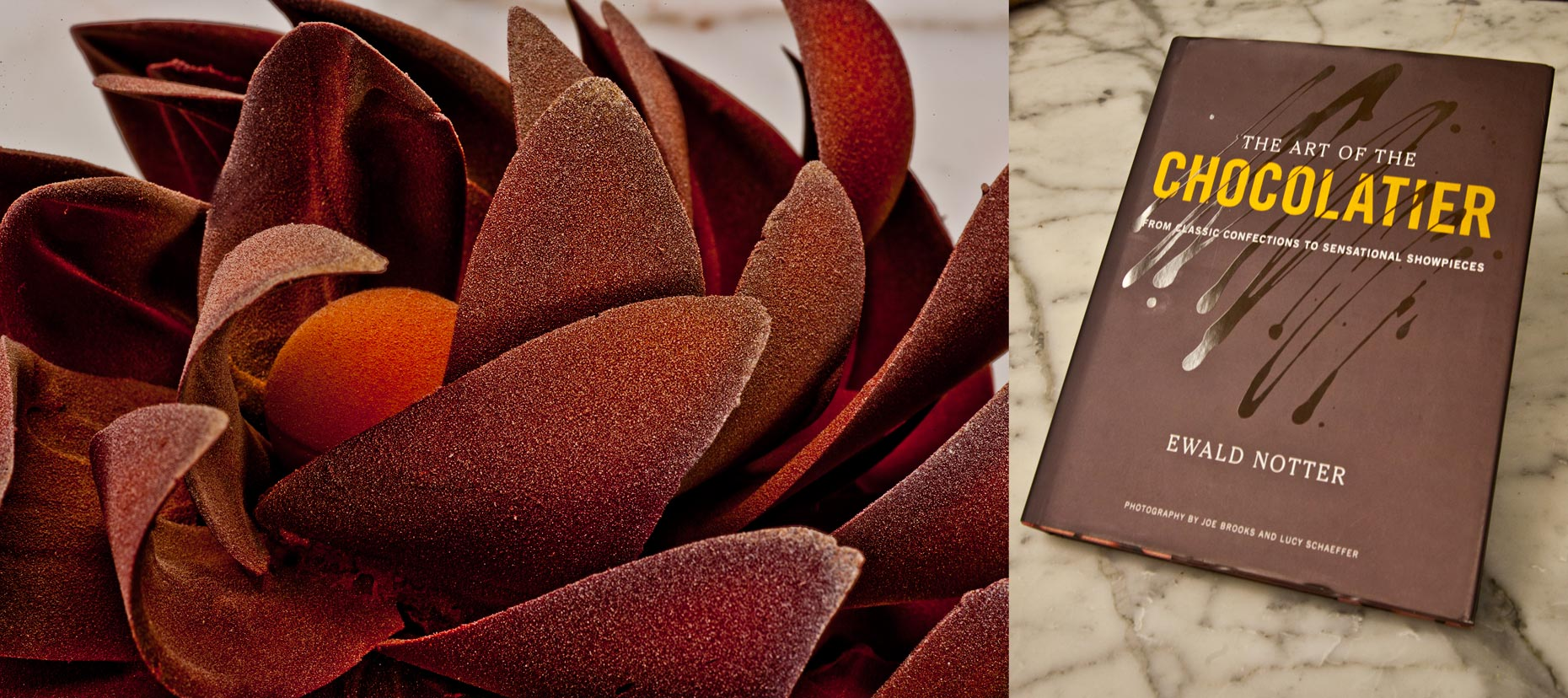 Dessert Photography | Ewald Notter Chocolate Book