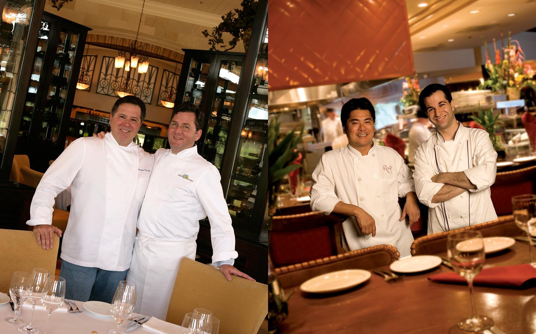 Chefs & Restaurant Photography | Photo of Chefs
