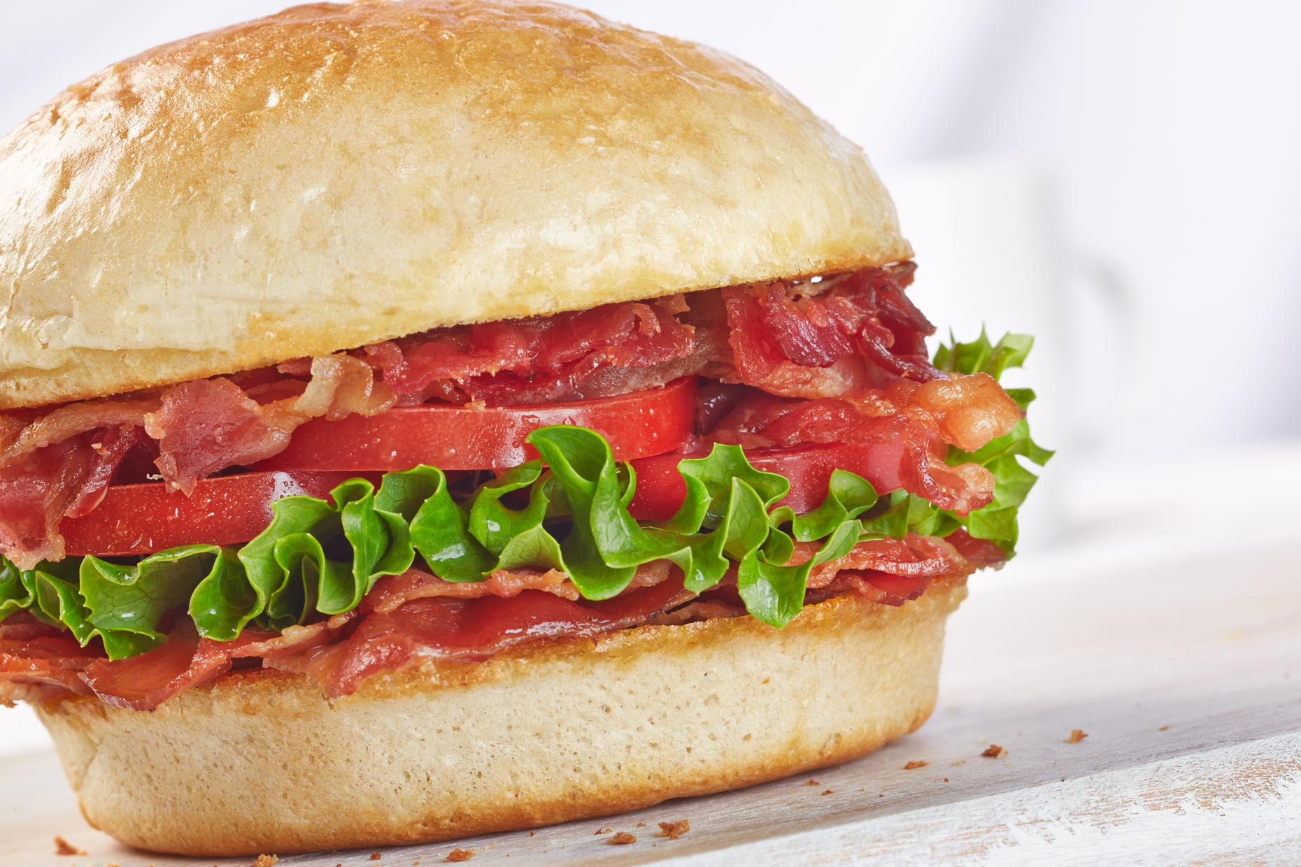 Food Photography | BLT Sandwich
