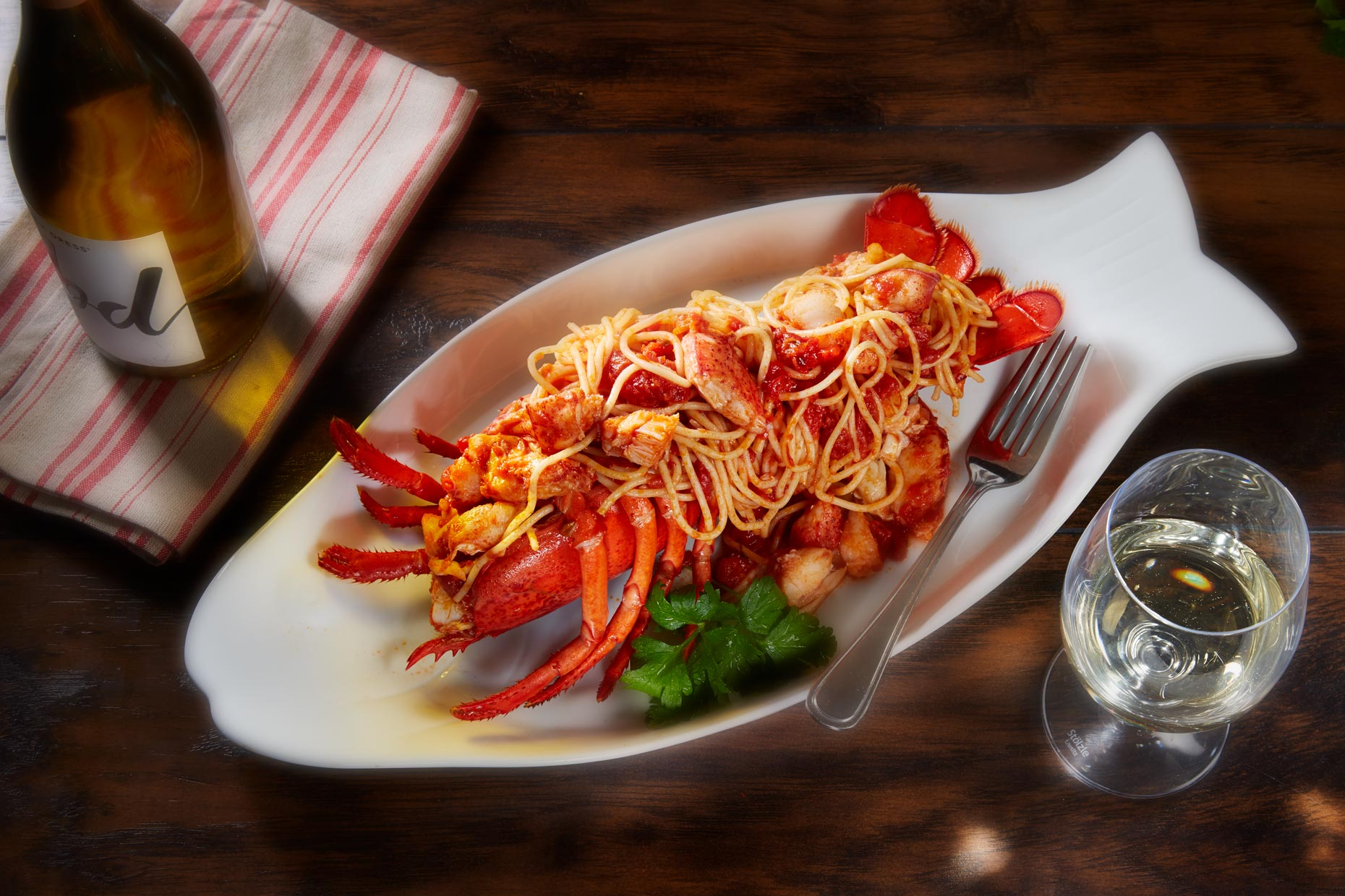 Food & Restaurant Photography | Planet Hollywood Spaghetti