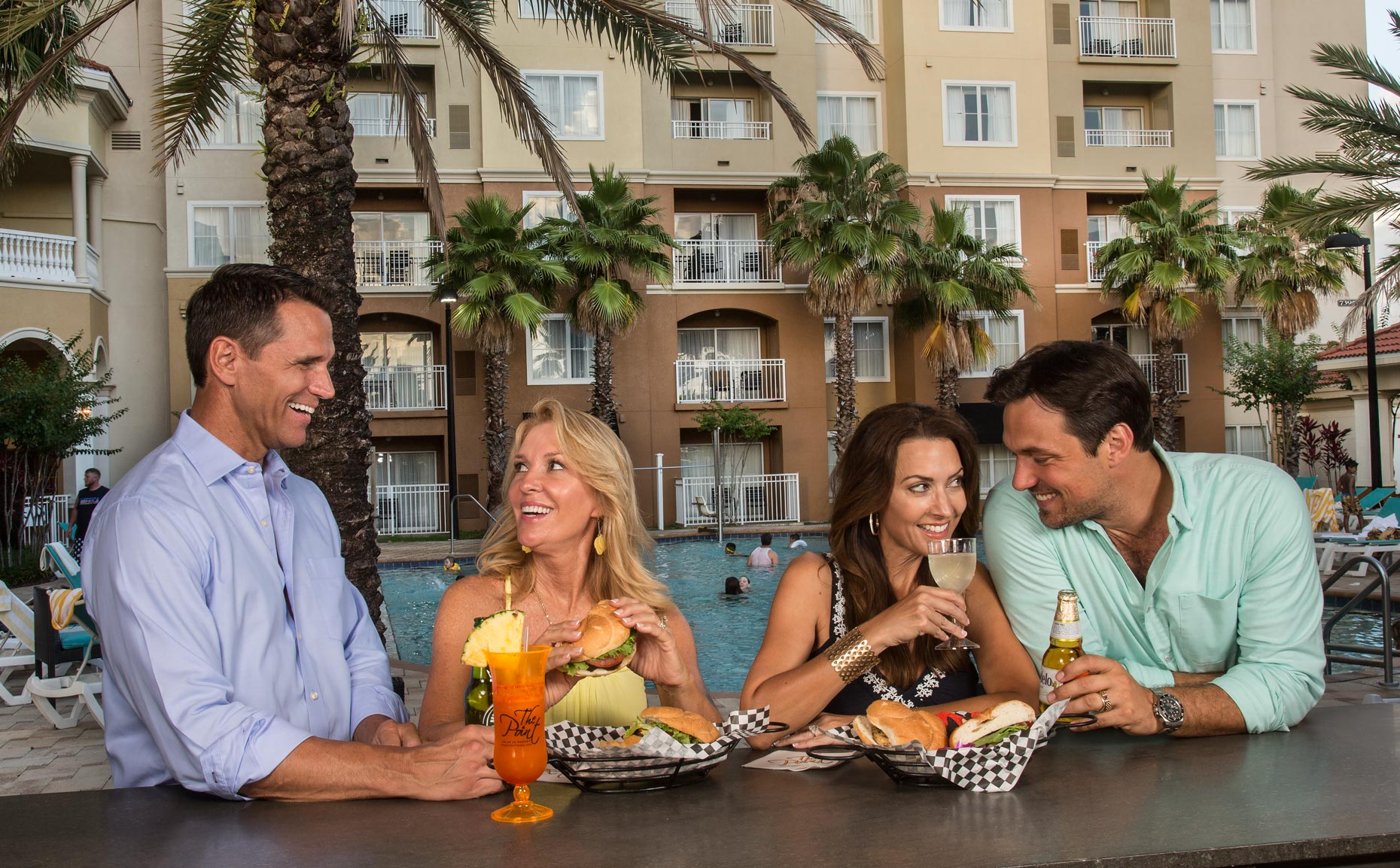 Lifestyle Photography | Point Orlando Resort Lifestyle