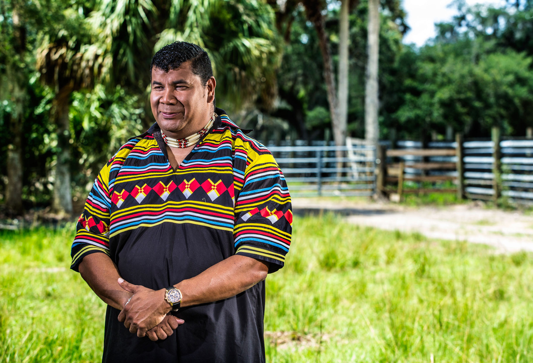 Lifestyle Photography | Seminole Chief