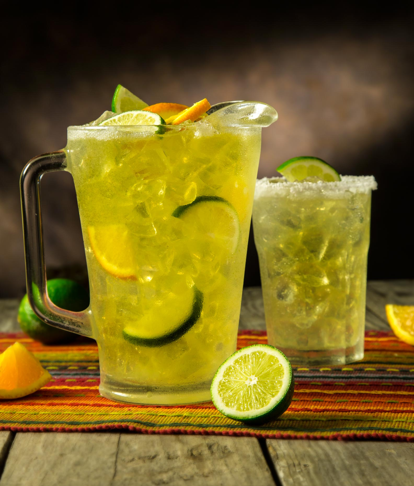 Beverage Photography | Tequila Taqueria Drinks