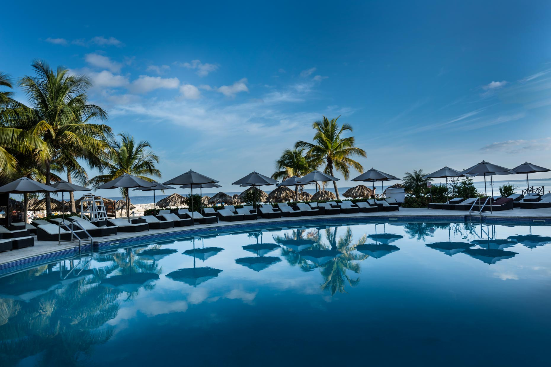 Hotel & Resort Photography | Montego Bay Jamaica Pool